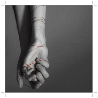 red string of pitch