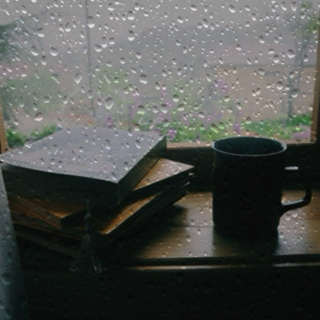 Hot Tea and Rainy Days