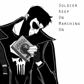 Soldier Keep On Marching On