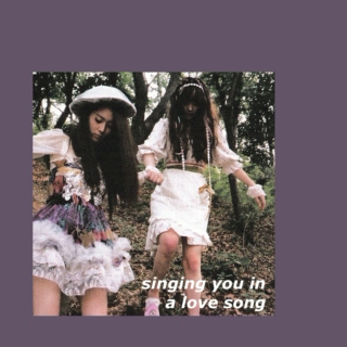 singing you in a love song