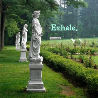 Exhale: an anti-anxiety playlist