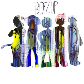 Boyz Up's self-titled album (2016 Edition) [Deluxe]