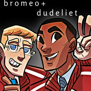 the 'b' in Bromo is silent; a tale of Bromeo & Dudeliet