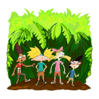 Hey Arnold: The Jungle Musical