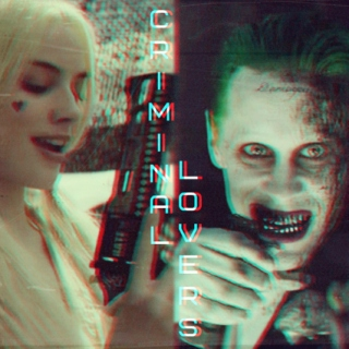Criminal Lovers // The Joker x Harley Quinn // part. ii