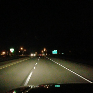 Driving Home At 2AM
