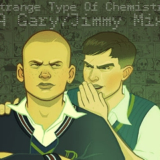 Strange Type Of Chemistry