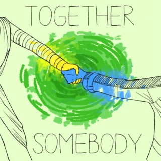together we're somebody