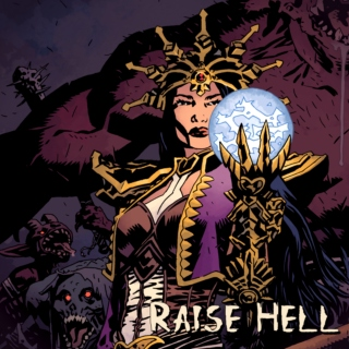 Raise Hell (a mix for Li-Ming)
