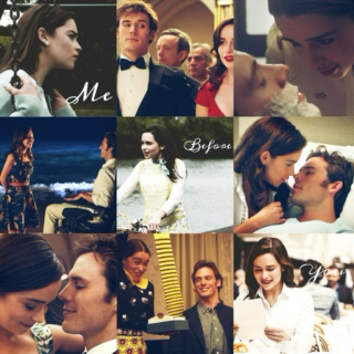 Don't Forget About M e ( Me Before You Playlist)