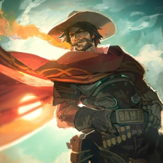 Wanted: Dead Or Alive {McCree}