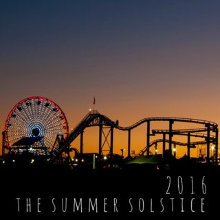 2016: the summer solstice.