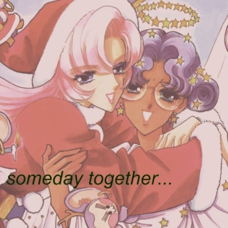 and, someday together...