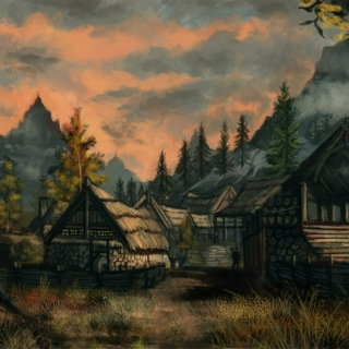 the land of skyrim