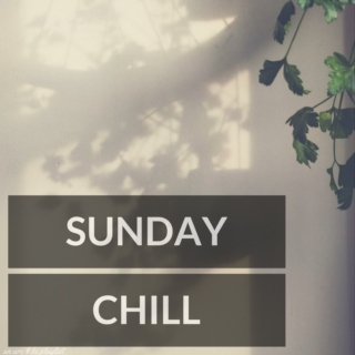 sunday chill: are & be playlist