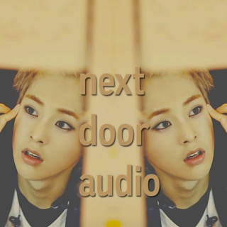 next door audio [kpop edition]