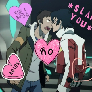 ☆♥ it's not gay if its in space ♥☆
