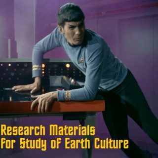 Research Materials for Study of Earth Culture