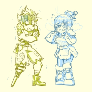 Frostbite and Heatstroke [ Meihem ]