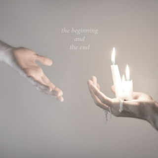 the beginning and the end