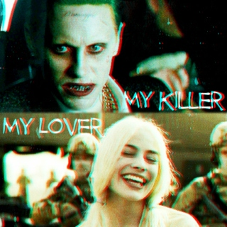 My Killer, My Lover // The Joker x Harley Quinn // part. vii