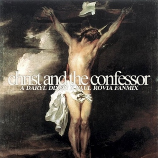 christ and the confessor