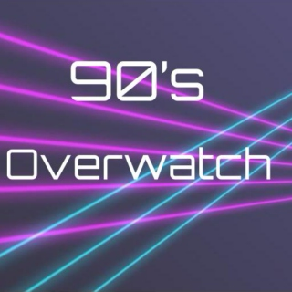 Dazed and Confused! [90s Overwatch Fanmix]