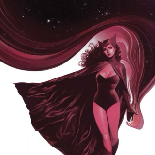 Wanda Maximoff aka the Scarlet Witch master mix (pt.1)