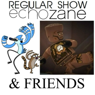 Regular Show, Echo Zane & Friends (Part 1)