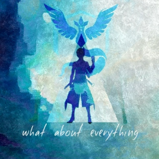 What About Everything - A Team Mystic Mix