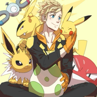 Welcome to the club~!// Team Instinct