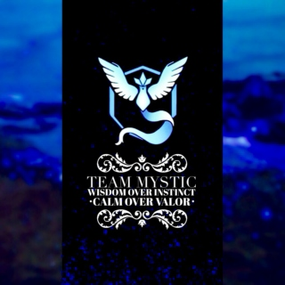 Team Mystic~Calm Before the Winter Storm