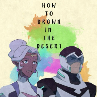 how to drown in the desert