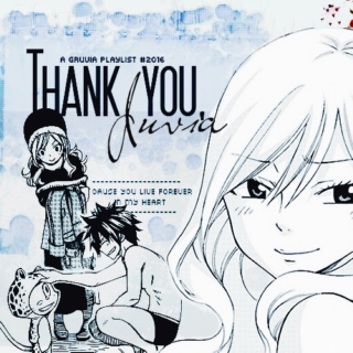 Thank you, Juvia || Gruvia