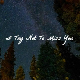 I Try Not To Miss You