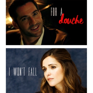 I won't fall for a douche || OTP MIX