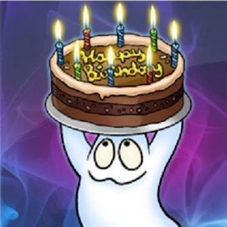 Happy Birthday, Ghosty