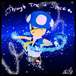 through time and space, by boogity!