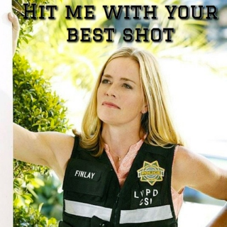 Hit Me With Your Best Shot - A Julie Finlay Fanmix