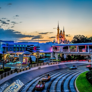 Disney World's Tomorrowland Adventures