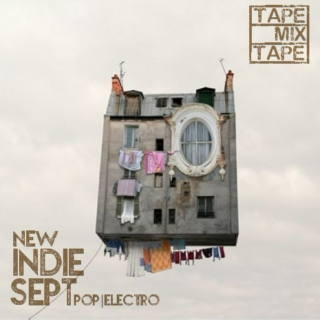 New Indie Sept 2016: Pop | Electro