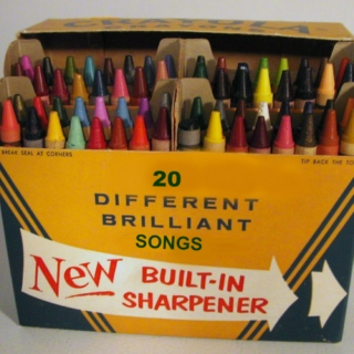 The Big Box of Crayons