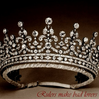 Rulers make bad lovers