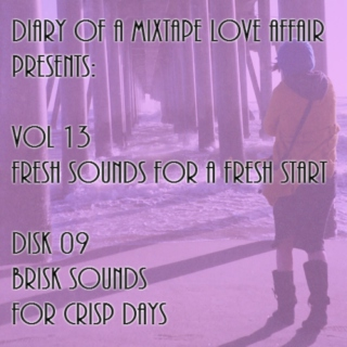 221: Brisk Sounds For A Fresh Start  [Vol. 13 - Fresh Sounds For A Fresh Start: Disk 09]