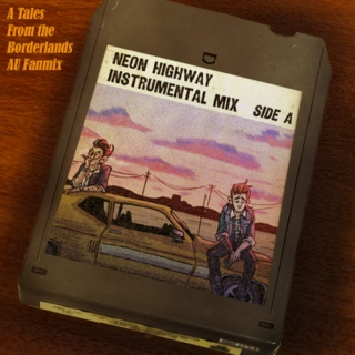Neon Highway Instrumental Mix [Side A]