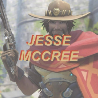 IT'S HIGH NOON {jesse mccree}