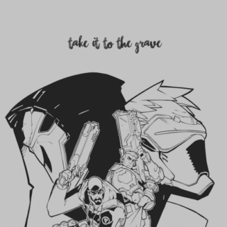 take it to the grave | reaper76