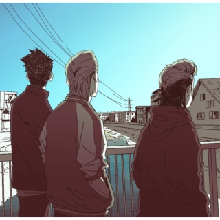 """The Ones from the Rooftop - """"AOZORA"""""""