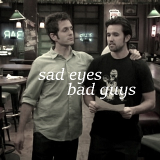 sad eyes//bad guys