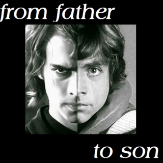 from father to son